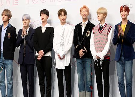 BTS lần thứ 47 đứng đầu bảng xếp hạng Social 50