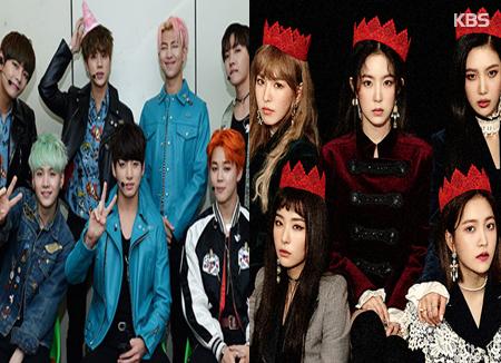 """K-Pop """"thống trị"""" top đầu bảng xếp hạng World Albums của Billboard"""