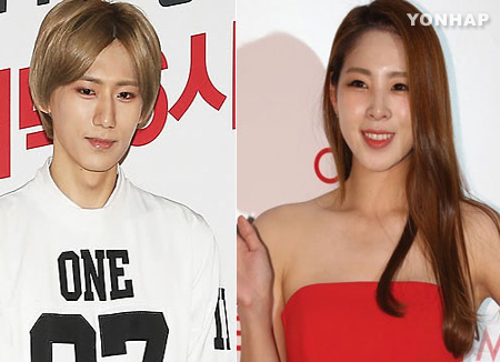 Jang Hyun-seung và Shin Soo-ji thừa nhận đang hẹn hò
