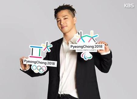 Tae-yang (BIGBANG) phát hành ca khúc cổ vũ Thế vận hội Mùa đông Olympic Pyeongchang 2018
