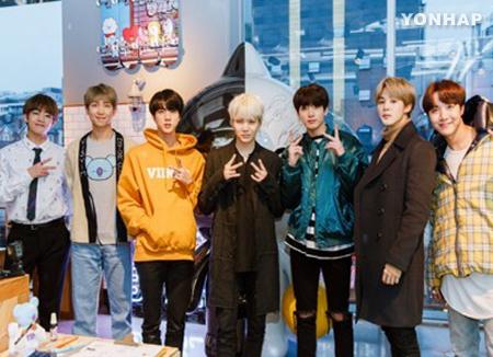 BTS, Red Velvet, iKON, Jonghyun, EXO lọt Top 10 Billboard