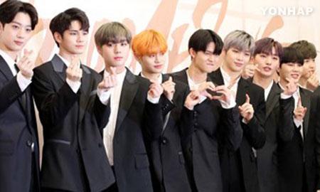 Ca khúc mới của Wanna One chuẩn bị lên sóng vào tháng 6