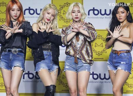 "Mamamoo thắng lớn với album ""Yellow Flower"""