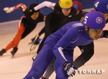 Les sud-Coréens champions du monde de patinage de vitesse sur piste courte