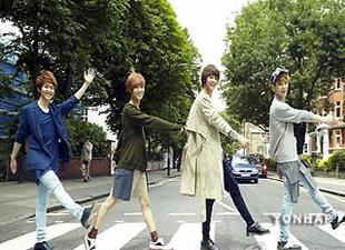 SHINee 日本コンサートを予定通り開催