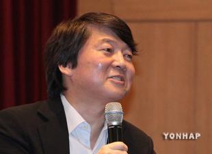 安哲秀氏立候補せず  ソウル市長補欠選挙