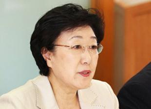 韓明淑元国務総理 ソウル市長選は不出馬