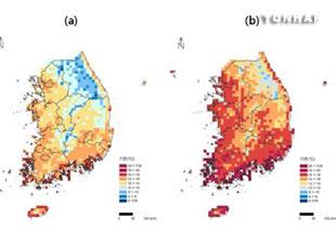 Studie: Gesamt-Südkorea soll nach 2071 subtropische Klimazone sein