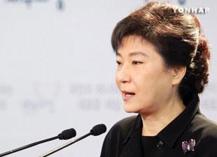 朴槿惠表示 她将遵守向国民所作出的承诺