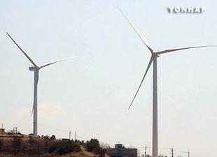 Hàn Quốc lần đầu tiên xây dựng khu phát triển điện gió