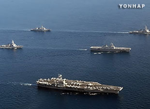 S. Korea: No Plan to Stop Joint Military Drills with US
