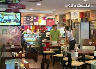 프랜차이즈 음식점 폐업률 12%…사상 최고치
