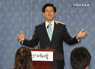 セヌリ党の大統領党内選挙 5人が立候補