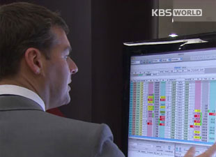 2017 يشهد  أكبر حجم من استثمارات الأجانب في البورصة الكورية