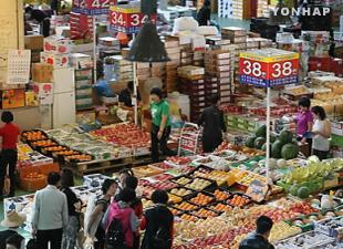 旧正月のボーナス 平均で120万7000ウォン