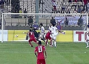 W杯予選 韓国はイランに惜敗