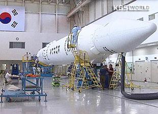 Corea del Sur prepara el lanzamiento del cohete Naro