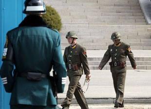 Süd- und Nordkorea stellen Kommunikationsleitungen wieder her
