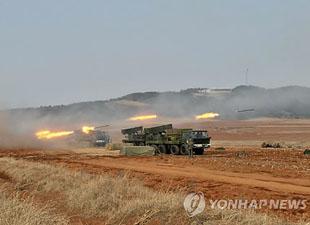 北韩媒体:不只要推迟韩美军演 还要完全取消军演