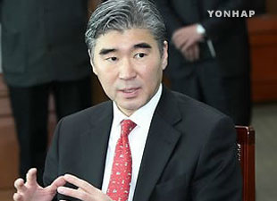 US Special Rep. for N. Korea Sung Kim Arrives in S. Korea