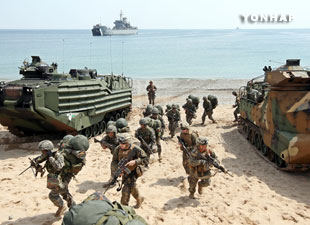 S. Korea, US to Hold Joint Military Landing Exercise