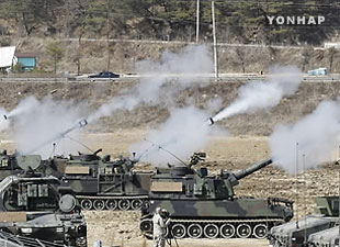 S. Korea, US Launch Annual Combined Military Exercises