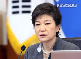 朴大統領 統一部に北韓への協議提案を指示