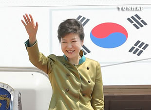 Chinese Foreign Ministry Says Pres. Park to Visit in Late June