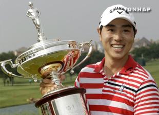 ベ・サンムン選手  PGA初優勝