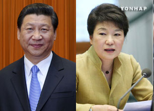 Park, Xi Discuss Ways to Prevent N. Korean Nuke Test