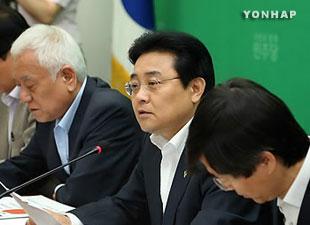DP Floor Leader Says Inter-Korean Talks Must Come First
