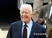 카터 전 미국대통령, 트럼프에 북한과 직접 대화 촉구