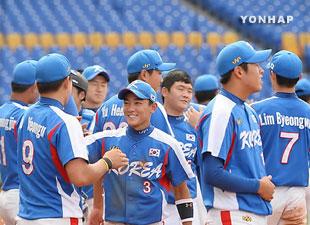 少年野球 札幌で韓日交流