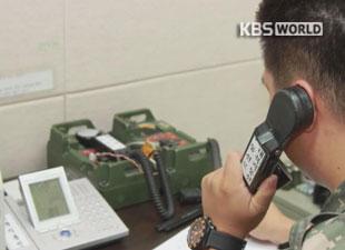 Korut Memulihkan Kembali Saluran Komunikasi Militer AntarKorea