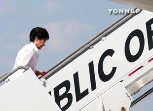 Tổng thống Hàn Quốc sang thăm Việt Nam