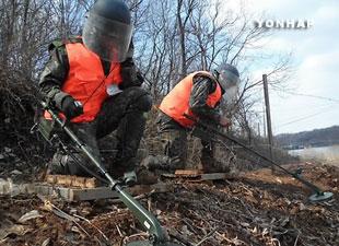다음달부터 DMZ·JSA 지뢰제거…군사합의 이행 본격화