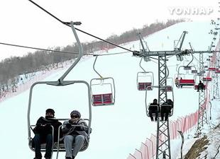 Media Italia : Korut Membeli Kereta Gantung Ski Dari Austria