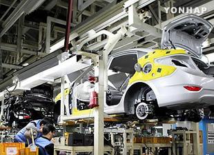 انخفاض إنتاج السيارات ومبيعاتها وصادراتها في العام الماضي