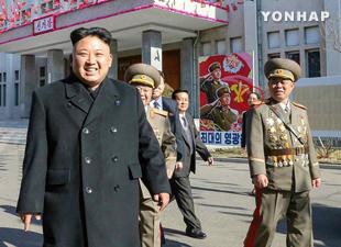 韩国国际广播电台报道:北韩最高领导人金正恩当选为最高人民会议议图片