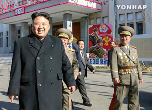 'N. Korea Holds Drill Against Possible Assassination Attempts on Kim Jong-un'