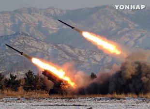 N. Korea Unveils New Missile With Maximum Range of 130 Km