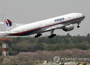 'Malaysian Airlines Flight Crashes in S. China Sea'