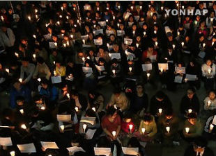 Religious Groups Pray for Safe Return of Missing Passengers