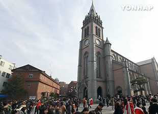 Roman Catholic Church Still Growing in S. Korea but at Slower Pace