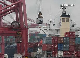 上半期の貿易額 韓国は71か国のうち8位