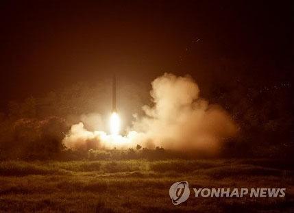 ARF議長声明 北韓のミサイルに懸念表明か