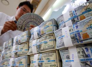 Южнокорейские валютные резервы растут четыре месяца подряд