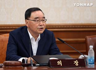 Чон Хон Вон: Борьба с коррупцией будет идти пока в обществе не наступят перемены