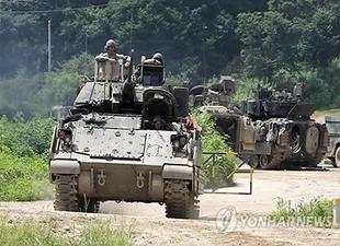 合同軍事演習 非核化の交渉カード