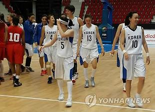 한국 여자농구, 힘겹게 도쿄올림픽 최종예선 진출 확정